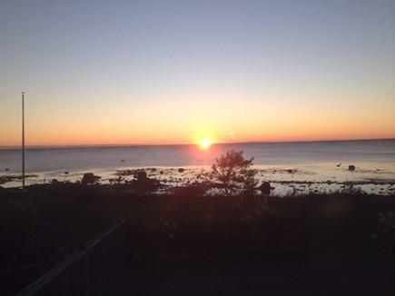Plymouth, Ellisville MA vacation rental - Sunset