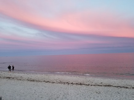 South Yarmouth Cape Cod vacation rental - Beautiful Parkers River Beach is a 1/2 mile down the road