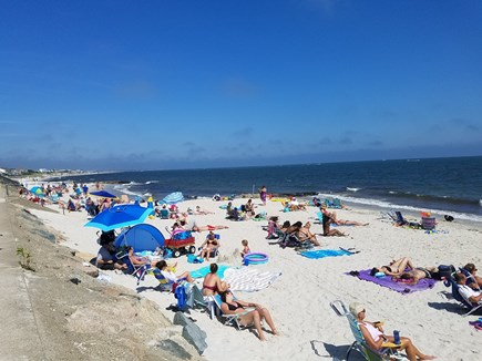 South Yarmouth Cape Cod vacation rental - Relax at Parker's River Beach located at the end of the road