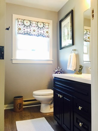 South Yarmouth Cape Cod vacation rental - Master Bathroom right off the Master Bedroom Suite