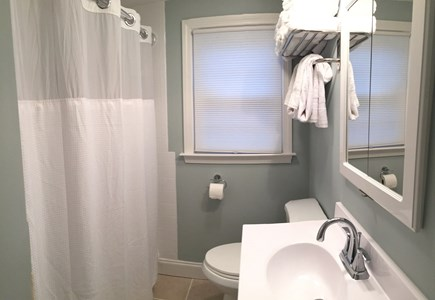 West Yarmouth Cape Cod vacation rental - Bathroom, we provide all linens and towels.