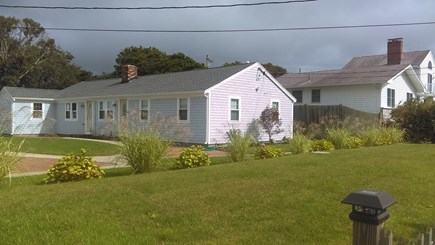West Yarmouth Cape Cod vacation rental - View of the Cottage from the Street.