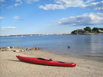 West Yarmouth Cape Cod vacation rental - 1/10 of a mile to Englewood Shores Beach