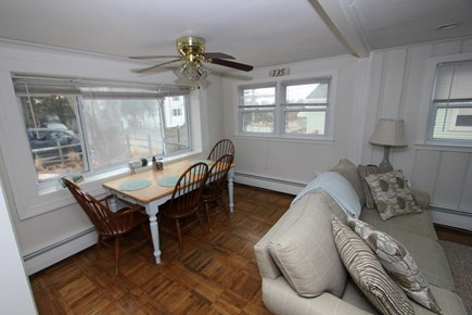 Plymouth MA vacation rental - Kitchen Table Eating Area