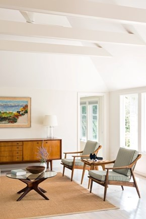 Dennis Cape Cod vacation rental - Living Room Right