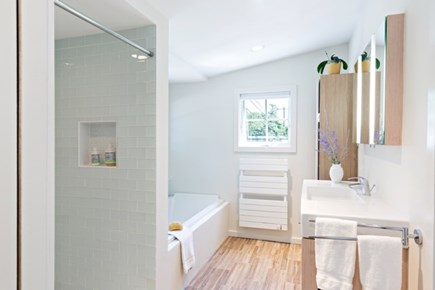 Dennis Cape Cod vacation rental - Master Bath 1