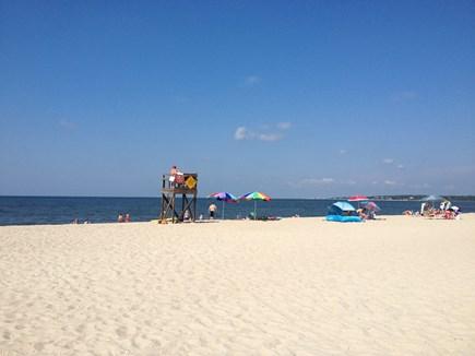 Dennis Cape Cod vacation rental - Beautiful W. Dennis Beach is just 2 miles away. S. Village 1.8