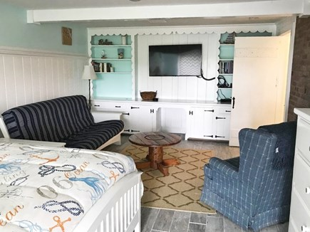 Chatham Cape Cod vacation rental - Secluded en suite bedroom with futon for extra sleeping space.