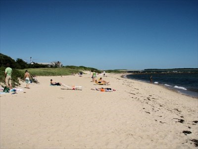 Hyannis Cape Cod vacation rental - Keyes Beach just yards away