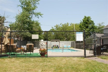 Hyannis Cape Cod vacation rental - Pool and Grounds