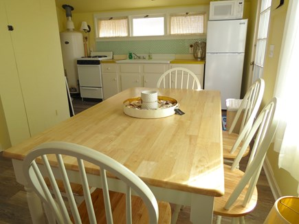 Brewster Cape Cod vacation rental - From dining area to kitchen.