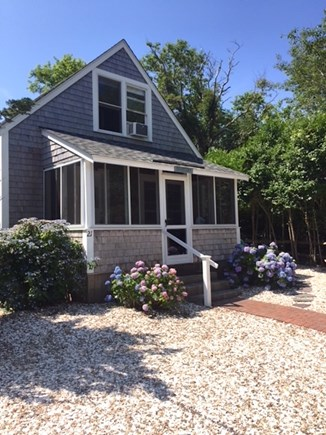 Brewster Cape Cod vacation rental - Classic seaside cottage just steps away from the beach.