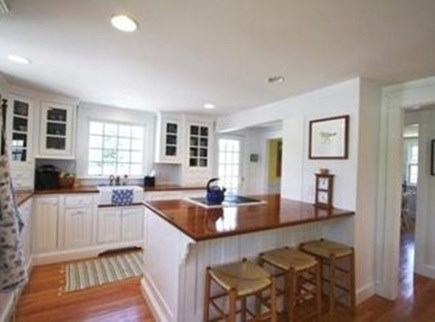 North Chatham Cape Cod vacation rental - Eat in Kitchen
