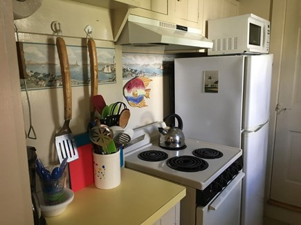 Dennis Port Cape Cod vacation rental - Full Kitchen
