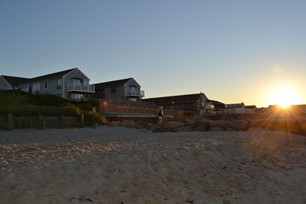 Dennis Port Cape Cod vacation rental - Sunrise!