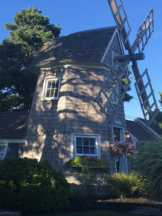 Dennis Port Cape Cod vacation rental - Windmill - main office for check in, towels, questions