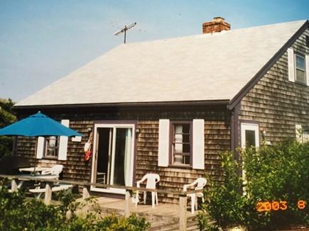 Wellfleet, Lieutenant Island Cape Cod vacation rental - Enjoy the deck with great views