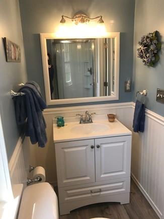 South Yarmouth Cape Cod vacation rental - Master Bathroom -- off master bedroom