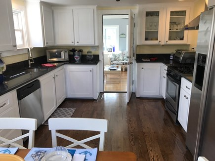 South Yarmouth Cape Cod vacation rental - Dishwasher, large sink perfect for lobsters, Keurig coffee maker