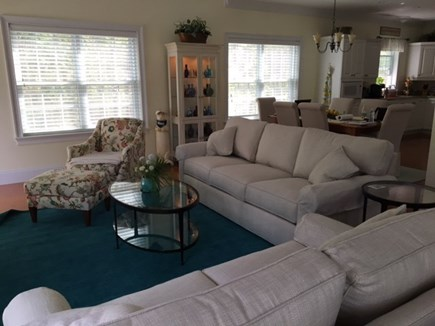 Brewster Cape Cod vacation rental - Living Room - 1st View