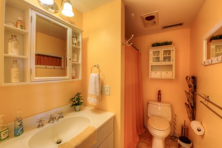 Sandwich Cape Cod vacation rental - Full Bath on upper level.