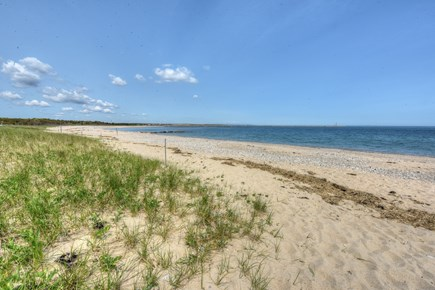 Sandwich Cape Cod vacation rental - Ocean breezes keep you cool at the beach!