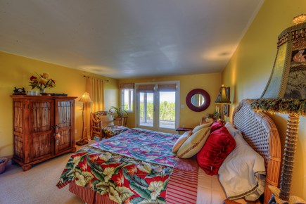 Sandwich Cape Cod vacation rental - Bedroom #1 on main level with Queen.