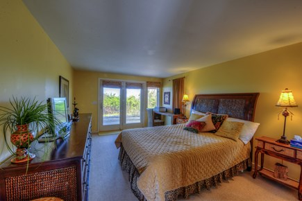Sandwich Cape Cod vacation rental - Bedroom #2 on main level with Queen.