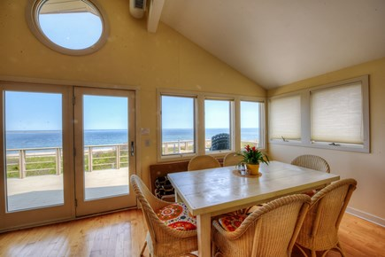 Sandwich Cape Cod vacation rental - Fabulous views from the upper level.