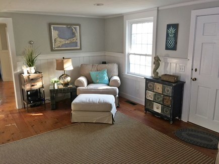 West Harwich Cape Cod vacation rental - Comfy Reading Nook