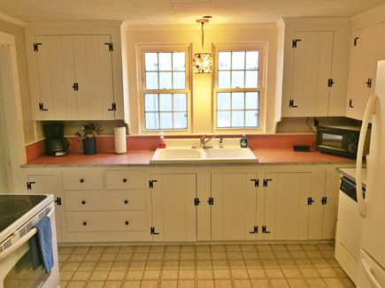 West Harwich Cape Cod vacation rental - Charming Freshly Painted Kitchen