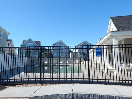 Dennis Port Cape Cod vacation rental - Heated swimming pool and club house with gym
