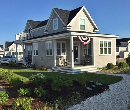 Dennis Port Cape Cod vacation rental - Beachfront cottage on private beach w/heated pool access
