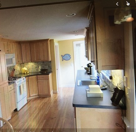 East Dennis Cape Cod vacation rental - Fully equipped kitchen