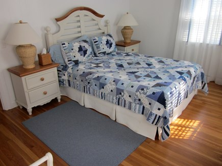 East Dennis Cape Cod vacation rental - Queen bed in Master suite