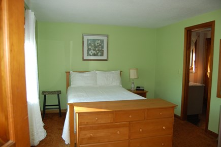 East Sandwich Cape Cod vacation rental - Adult bedroom with crib