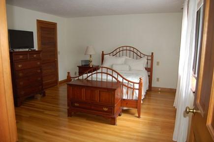East Sandwich Cape Cod vacation rental - Master bedroom