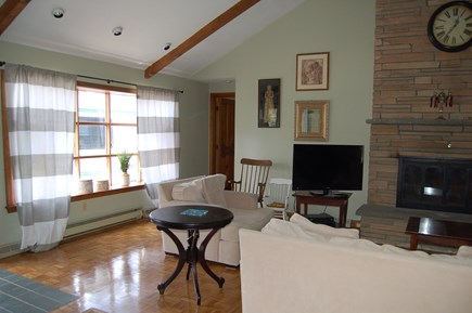 East Sandwich Cape Cod vacation rental - Living room view