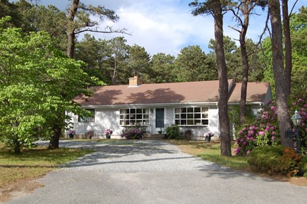 East Sandwich Cape Cod vacation rental - Front of home