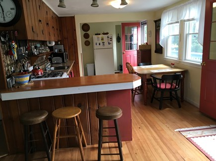 Mashpee, Popponesset Cape Cod vacation rental - Counter