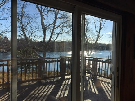 Falmouth Cape Cod vacation rental - Top level view