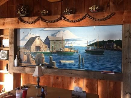 Falmouth Cape Cod vacation rental - Interior