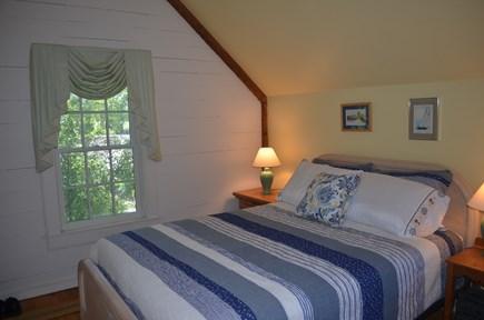 Mashpee, New Seabury, Maushop Village Cape Cod vacation rental - Master bedroom (upstairs)