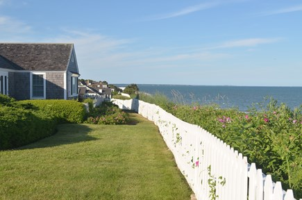 Mashpee, New Seabury, Maushop Village Cape Cod vacation rental - View of Nantucket Sound from Maushop Village