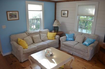 Mashpee, New Seabury, Maushop Village Cape Cod vacation rental - Living Room