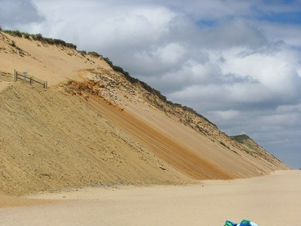 wellfleet Cape Cod vacation rental - Cahoon Hollow Beach in Wellfleet