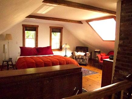 wellfleet Cape Cod vacation rental - Antique Garret 2nd Floor Bedroom