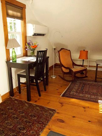 wellfleet Cape Cod vacation rental - Garret 2nd Floor Sitting Area