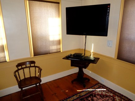 wellfleet Cape Cod vacation rental - Big screen TV