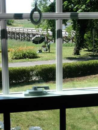 wellfleet Cape Cod vacation rental - View From East Bedroom